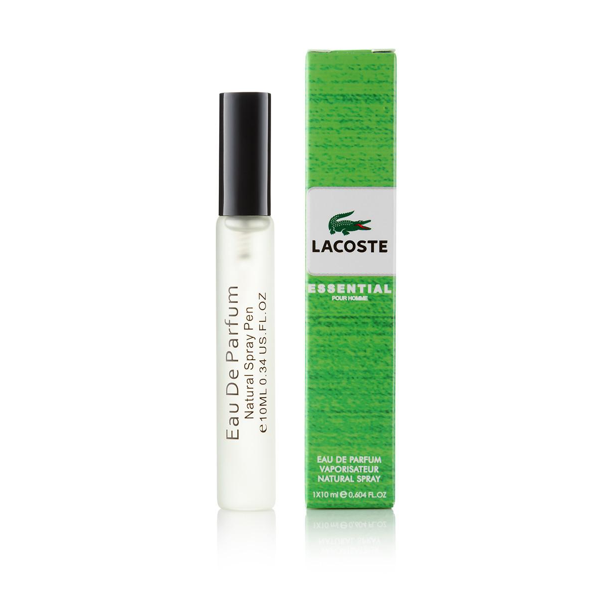 10 мл міні - парфуми ручка Lacoste Essential - (М) Д-55