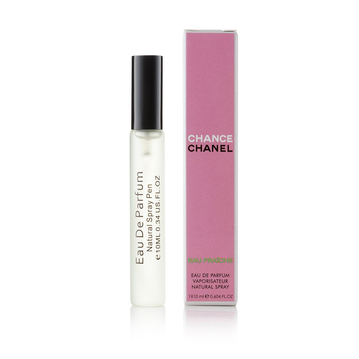 10 мл мини парфюм спрей в ручке Chance Eau Fraiche (Ж) Д-12