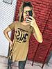 Женская футболка-туника р94 гл, фото 2