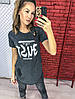 Женская футболка-туника р94 гл, фото 4
