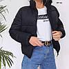 Короткая женская куртка 697 ген, фото 8