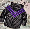 Короткая женская куртка 665 ген, фото 3