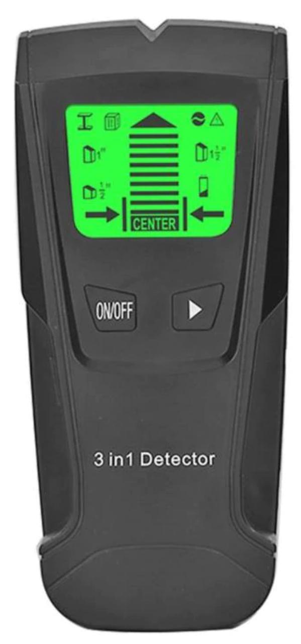 Мультисканер, детектор скрытой проводки Floureon TH210 3в1