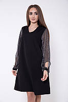 Платье женское 119R141 цвет Черный