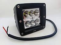 Дополнительные светодиодные противотуманные LED фары (1шт) 15 30W SPOT дальнего света LED-фары 80*75*82