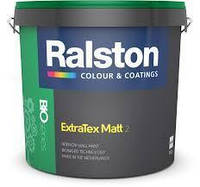 Ralston Extra Tex Matt 2 BTR 2,25л матовая краска Ралстон Экстра Текс Мат