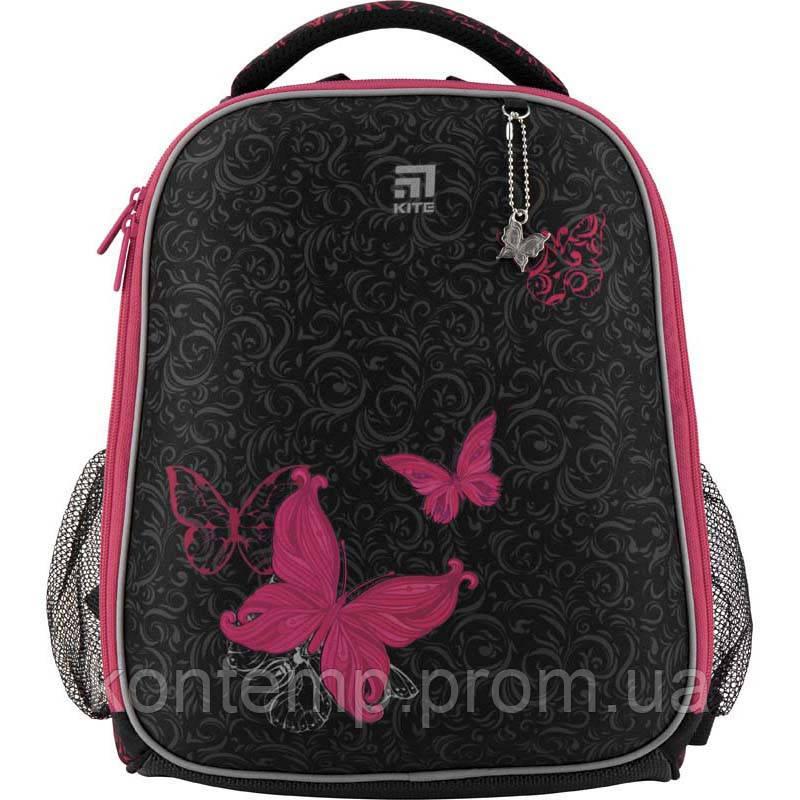 Рюкзак шкільний каркасний Kite Education Butterfly tale K20-555S-4