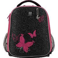 Рюкзак шкільний каркасний Kite Education Butterfly tale K20-555S-4, фото 1