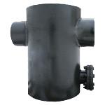 Фильтр грязевик вертикальный приварной Ду 50