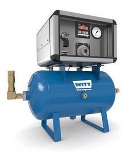 Газовый смеситель КМ 20/30/60/100-2МЕ / - 3МЕ WITT