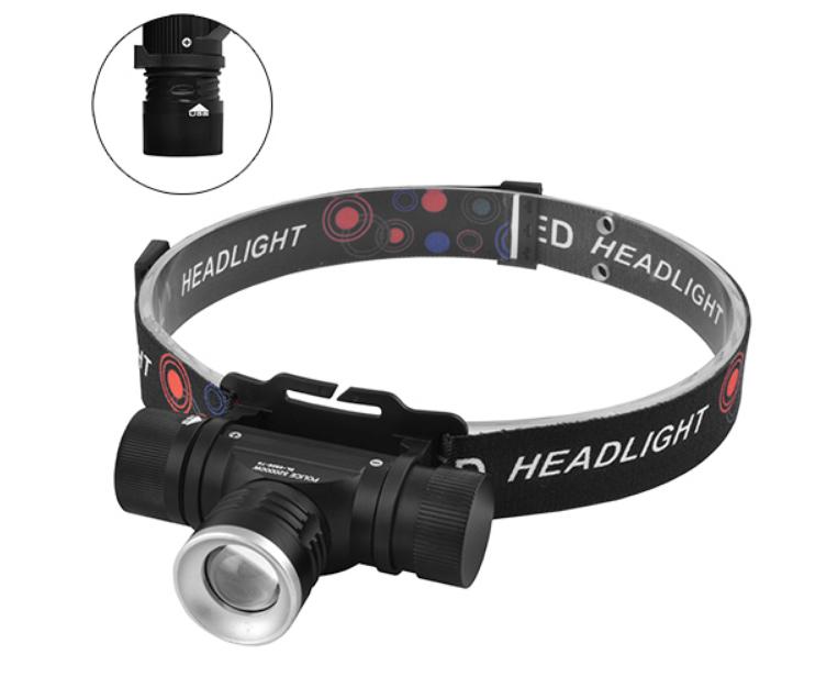 Налобный фонарь Police 5808 T6