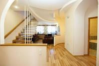 2-х уровневая квартира с дизайнерский евроремонтом.