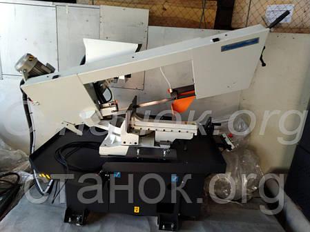 Metallkraft BMBS 300 320 H DG стрічкопильний верстат по металу ленточнопильный станок по металлу пила, фото 2