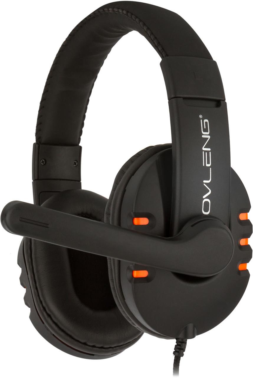 Наушники Ovleng X6 Black-orange