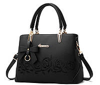 Женская сумка с цветами