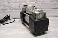 """Портативный авто - компрессор  2х цилиндровый, воздушный """"Camel 12-628A (12V/10 ~ 200PSI)"""", фото 3"""