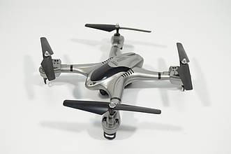 Квадрокоптер с камерой Intelligent Drone BF190 (серый)