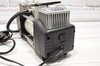 """Портативный авто - компрессор  2х цилиндровый, воздушный """"Camel 12-628A (12V/10 ~ 200PSI)"""", фото 5"""