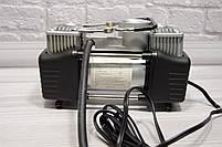 """Портативный авто - компрессор  2х цилиндровый, воздушный """"Camel 12-628A (12V/10 ~ 200PSI)"""", фото 6"""