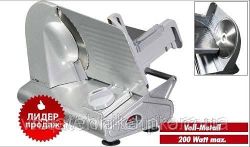 Ломтерезка (хлеборезка) Clatronic MA 2964 silver, фото 2