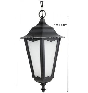 Уличная подвесная лампа Max retro, фото 2