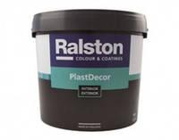 Ralston Plast Decor BW премиум краска Ралстон Пласт Декор 9.5л