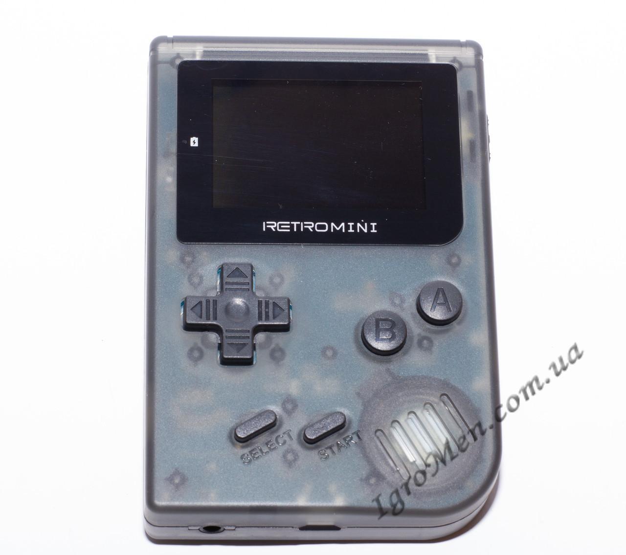 Портативна Nintendo Game Boy Color (Retro Mini, 169 ігор, GBA, NES, SNES, +SD, save)