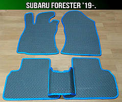 Килимки Subaru Forester '19-.