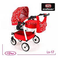 Игрушечные коляски для кукол Lily Sport Ls17 TM Adbor, Польша