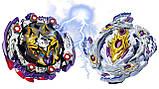 Набор BEYBLADE Бейблейд 2 в 1: Дэд Хейдис Dead Hades В-125 + Феникс Beyblade Revive Phoenix В117 с пускателями, фото 10