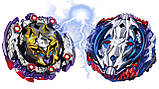 Набор BEYBLADE Бейблейд 2 в 1: Дэд Хейдис Dead Hades В-125 + Феникс Beyblade Revive Phoenix В117 с пускателями, фото 9