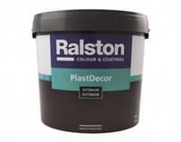 Ralston Plast Decor BW премиум краска Ралстон Пласт Декор 2.375л