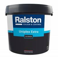 Ralston Uniplex Extra BW премиум краска Ралстон Униплекс Экстра 9.5л