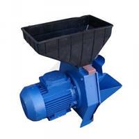 Измельчитель зерна и кормов-крупорушка Электромотор Эликор-1, исполнение.1
