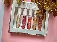 Подарочный набор помад Kylie Sugar Lip Set