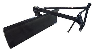 Лопата отвал ВТЗ-180 на заднюю навеску для минитрактора