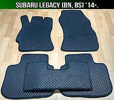 Килимки Subaru Legacy (BN, BS) '14-.