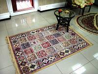 Химчистка шелковых ковров