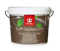 Влагозащитный лак для саун Tikkurila Supi Saunasuoja 2.7 л