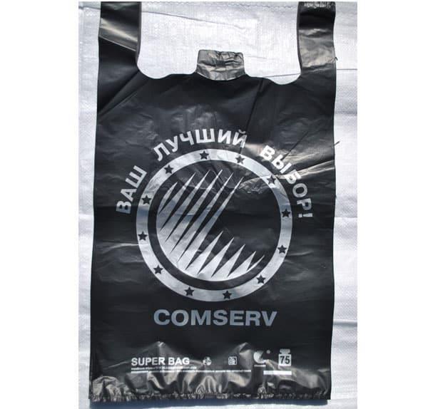 Пакет Comserv  до 75кг  43х75