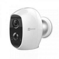 2МП Wi-Fi видеокамера EZVIZ со встроенным аккумулятором CS-C3A (A0-1C2WPMFBR)