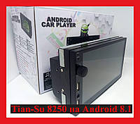 TIAN- SU  8250 на Android 8.1,  2/16Гб, Wi-Fi, GPS, Bluetooth. с полной комплектацией!