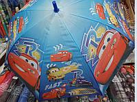 Детские зонтики для мальчика Тачки