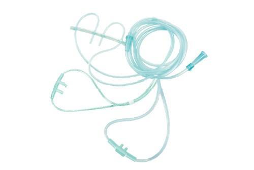Назальная кислородная канюля, длина 2100 мм, Детская