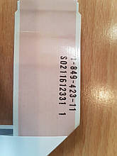 Шлейф кабель LVDS 1-849-423-11 от телевизора SONY KDL-49WD757