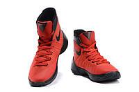 Мужские Баскетбольные кроссовки NIKE Hyperdunk 2014, найк гиперданк 2014 черно-красные