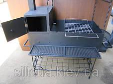 Краска для печей и каминов термостойкая Thermosil-800 (1кг), фото 2
