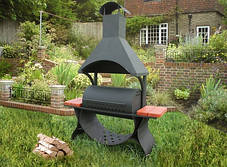 Краска для печей и каминов термостойкая Thermosil-800 (1кг), фото 3