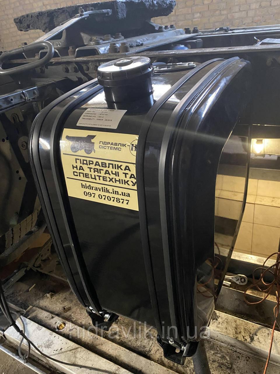 Гидравлическое оборудование для самосвалов «Мерседес Актрос»