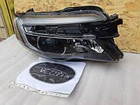 Фара права Honda 33100TG7A21 Pilot 15-19 LED США вживана, фото 1